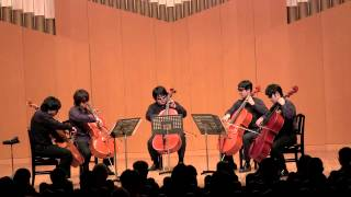Cello Ensemble Xtc ジョジョ2部op