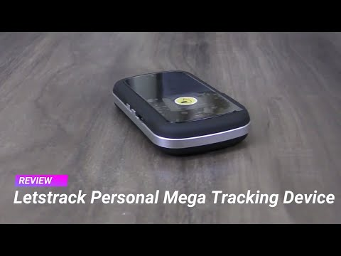 LetsTrack Personal Mega Tracking Device review ट्रैकिंग डिवाइस for person, car, transport business
