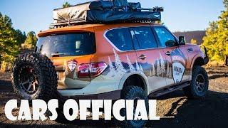 Nissan Armada 'Mountain Patrol' + Modified + EXTERIOR + 390HP