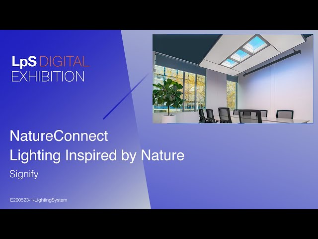 NatureConnect - Lighting Inspired by Nature