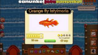 FishaO - 5 fake fish kolekcija - OARfish baby on rod naprutku