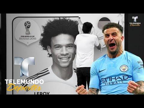 Geniales reacciones a la exclusión de Sané del Mundial   Copa Mundial FIFA Rusia 2018   Telemundo
