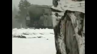 ICBM ракетные установки, межконтинентальные ракеты Система 'Периметр'
