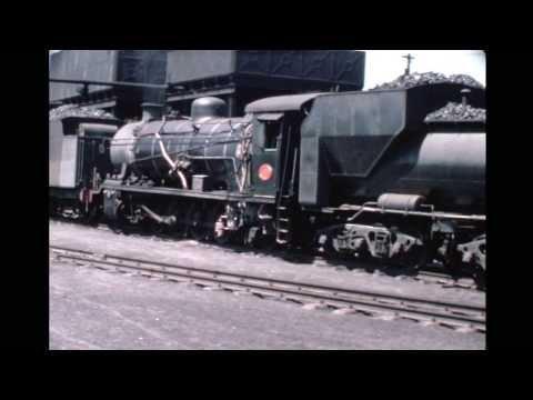 SAR Germiston Depot + De Aar Station and Depot, 720p