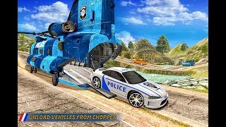 Transport Truck Police Cars: Transport Games (By Knock Solutions) Gameplay HD