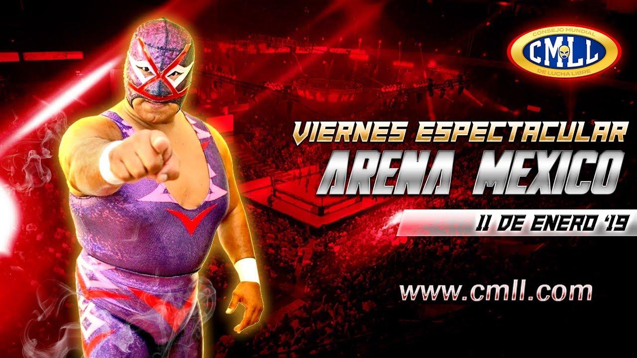 lucha libre 2019
