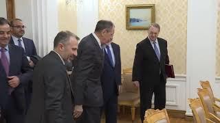 С.Лавров и Дж.Бассиль