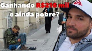 Qualidade de vida dos pobres na Suíça [Alex Luba]