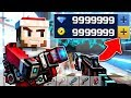 Pixel Gun 3D 15.99.0 Unlimited Coins & Gems Hack/Mod! NEW Weapons | MAX Level (No Root) *WORKING*