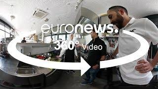Mezze: Syrian refugees bring a taste of home to Lisbon thumbnail