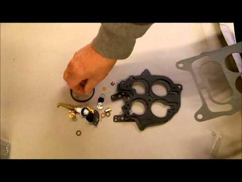 Rochester 4 Jet Carburetor Kit K625