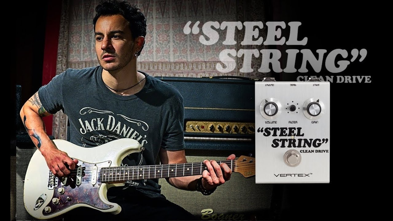 Vertex Steel String Clean Drive GOLD LIM ED