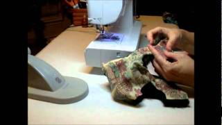 Repeat youtube video How to Make a Fur Vest for Dolls