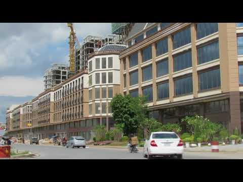 NEW APARTMENT BUILDING BEUNG KORK CAMBODIA # PHNOM PENH 2018