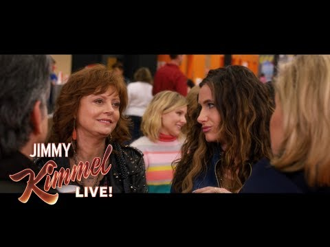 Susan Sarandon Plays a Slutty Mom