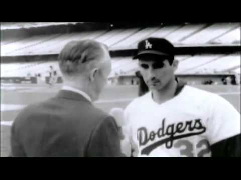 Sandy Koufax and Don Drysdale Highlights
