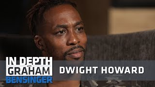 Dwight Howard: How am I a bad teammate?