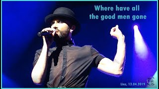 Where have all the good men gone  - #ConchitaLIVE - Linz - 13.04.2019