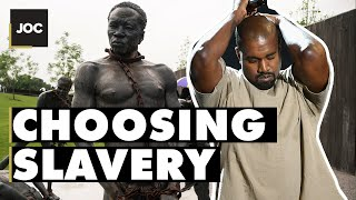 If Slavery Was A Choice | Judge of Characters