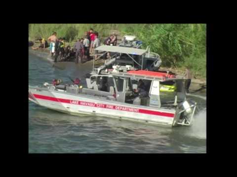 Boat Flips Raw Video