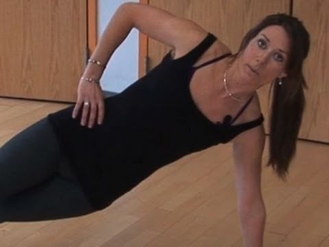 Arms, Abs and Chest Exercise Move - Diet.com