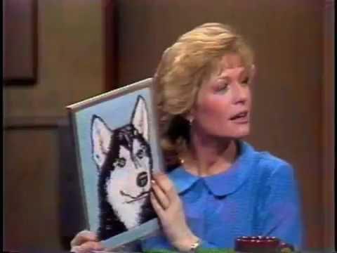 Jessica Savitch on Late Night, 1982-83