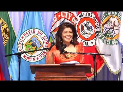 Governor Imee R  Marcos' State of the Province Address (2015)