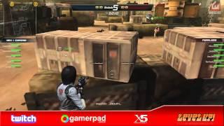 Torneio de Verão M.A.R.S - SEMIFINAIS - Nex I. Corsair x FearLeSS