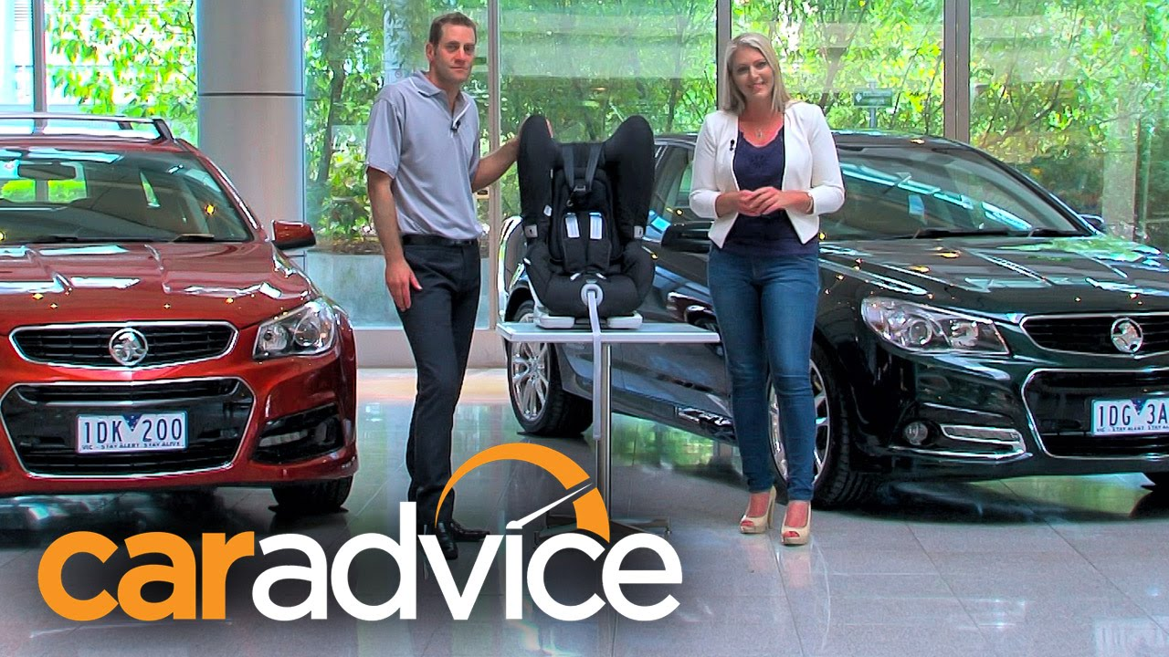 ISOFIX Child Seats : The benefits and how to fit correctly
