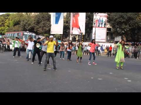 ICC World Twenty20 Bangladesh 2014 - Flash Mob, Southeast University