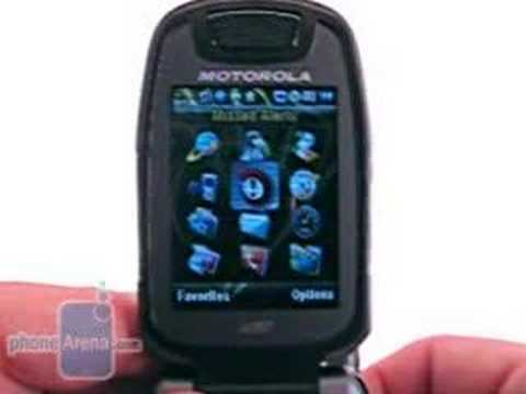 motorola ic902 deluxe review youtube rh youtube com Motorola V360 Motorola Cell Phones
