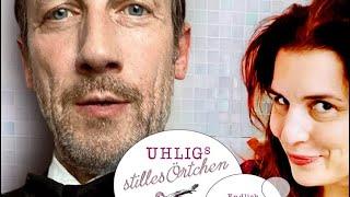 Uhligs stilles Örtchen mit  Wotan Wilke Möhring? – Endlich mal in Ruhe reden!