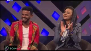 حيرت قلبي معاك  - إيلاف عبدالعزيز - أغاني وأغاني -  رمضان 2017