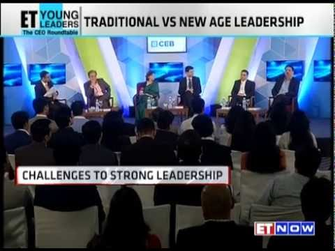The CEO Roundtable 2016 | ET Young Leaders