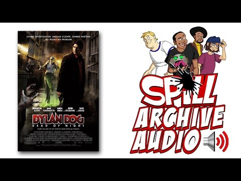 'Dylan Dog: Dead of Night' Spill Audio Review poster