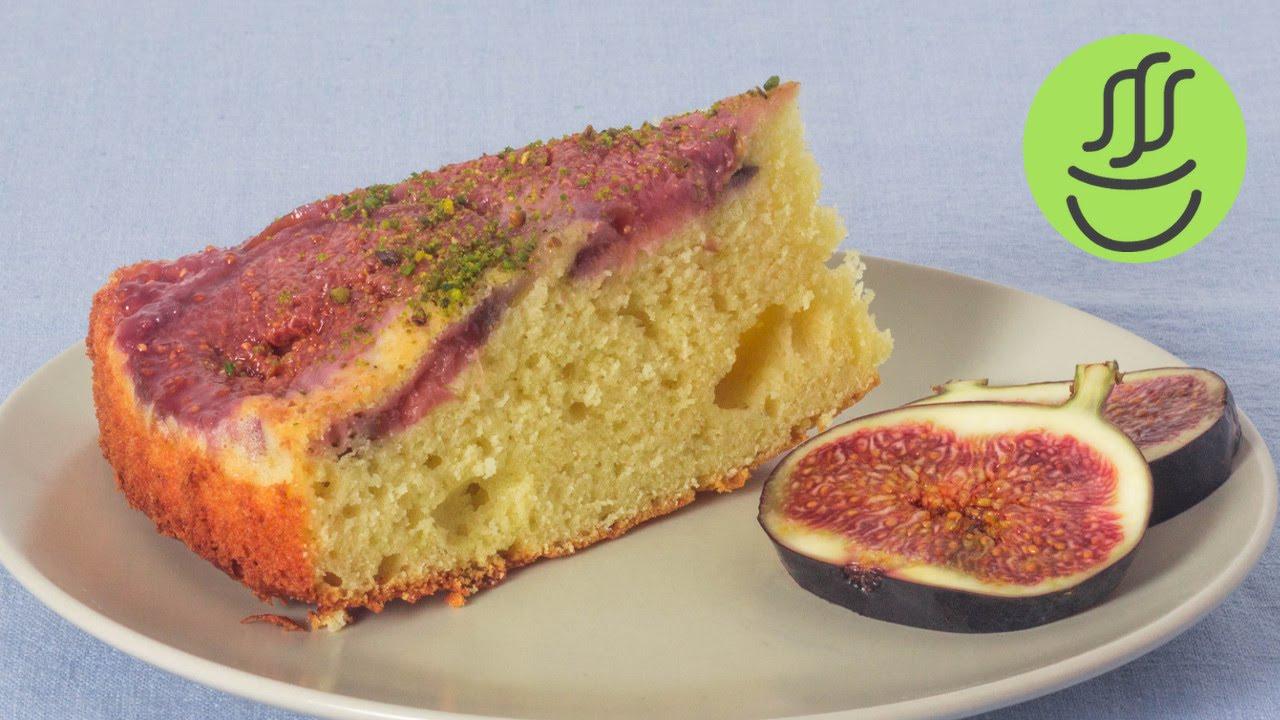 Taze Meyveli Kek