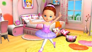 Ava 3D Doll Ава 3Д куклы #3 игровой мультик для малышей видео для детей   #УШАСТИК KIDS