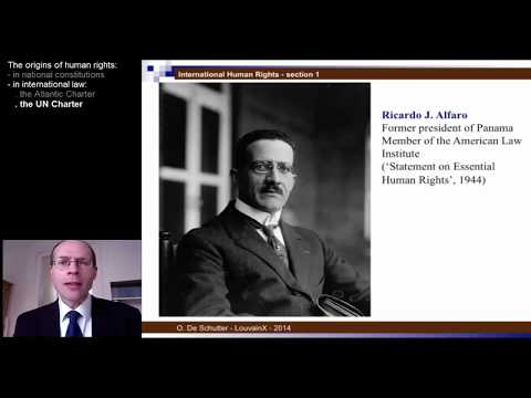 [Louv2x] The origins of international human rights law