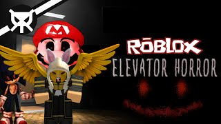 The Horror Elevator ▼ Roblox Horror Games [50 FPS]