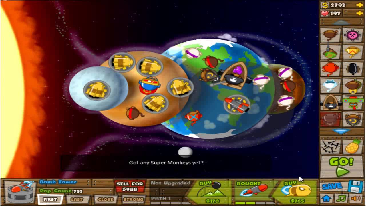 bloons tower defense 4 cool math games free