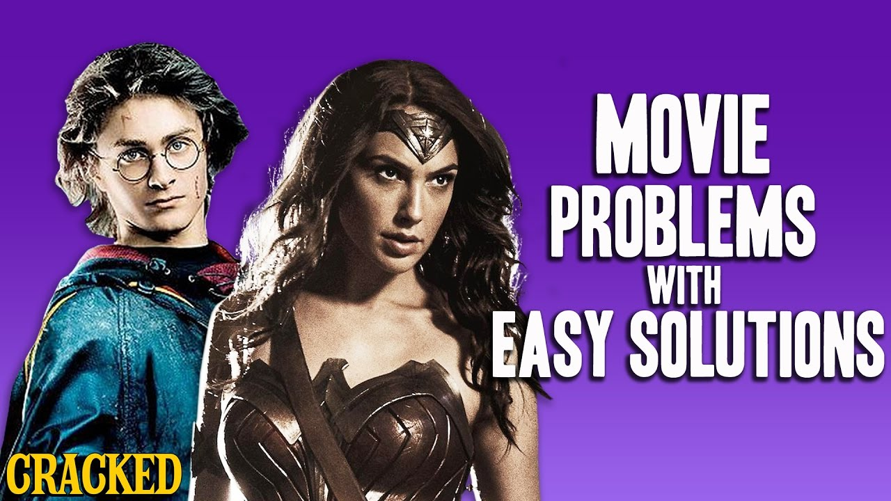 Movie Problems With Easy Solutions