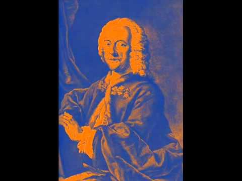 Telemann / Rainer Kussmaul, 1968: Violin Concerto in D major (2) - Schwäbisches Kammerorchester