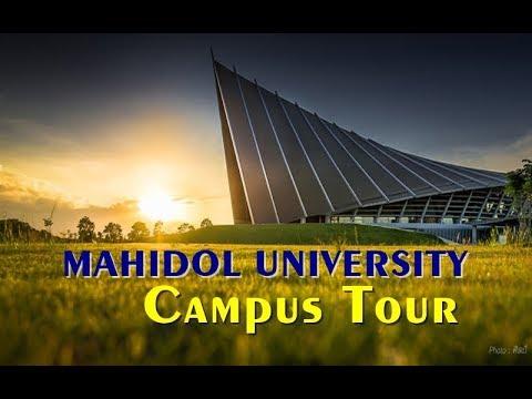 THAILAND | MAHIDOL UNIVERSITY CAMPUS TOUR (Bahasa) [VLOG #2]