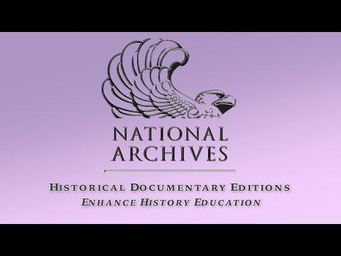 Historical Documentary Editions Enhance History Education (3 of 4)