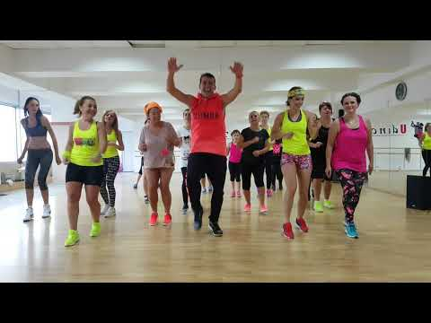 Zumba Fitness – Iară ai fost la mine
