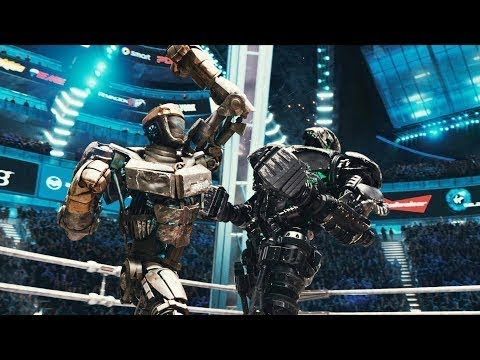 Atom Vs Zeus || Real Steel - Final Battle [HD]