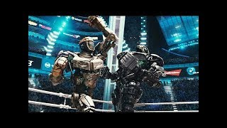 Atom Vs Zeus Real Steel Final Battle HD