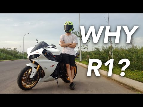Alasan Kenapa Milih Yamaha R1? (+ Review Parts Modifikasi Yamaha R1 2013)