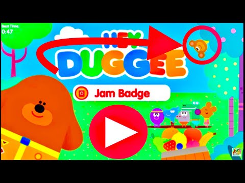 Hey Duggee Jam Badge Hey Duggee Episodes Kids Hey Duggee Children Fun 2