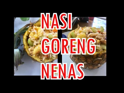 Resepi Nasi Goreng Nenas from YouTube · Duration:  2 minutes 31 seconds